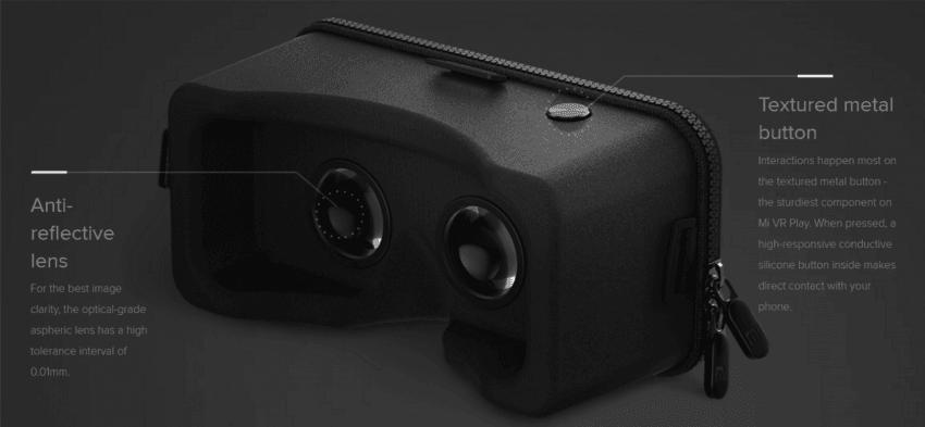 Tabletowo.pl Kolejne, tanie okulary wirtualnej rzeczywistości od Xiaomi Chińskie Ciekawostki Nowości Sprzęt Wirtualna rzeczywistość Xiaomi