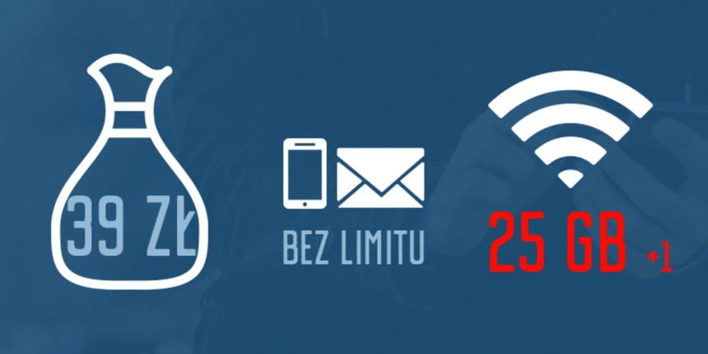 Kolejny wariant oferty od Mobile Vikings: 25 GB i nielimitowane rozmowy za 39 zł 22