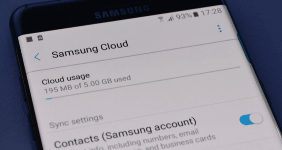 Samsung Cloud na pecety już w przyszłym roku? 21