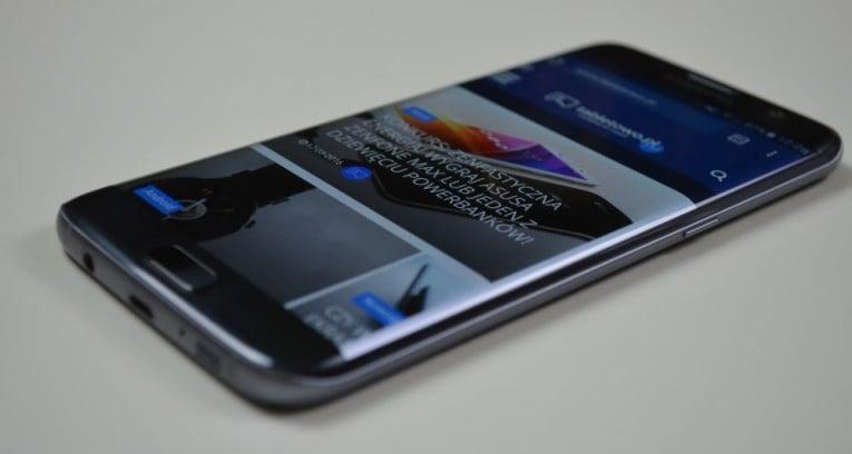 Tabletowo.pl Galaxy S8 bez fizycznego przycisku Home i pojemnościowych klawiszy po bokach Android Plotki / Przecieki Samsung Smartfony
