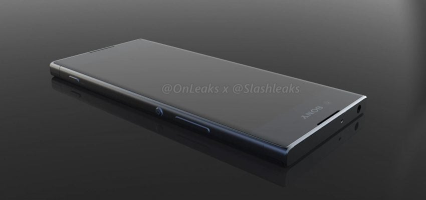 Tabletowo.pl Pierwsza grafika nowego Sony Xperia XA Plotki / Przecieki Smartfony Sony
