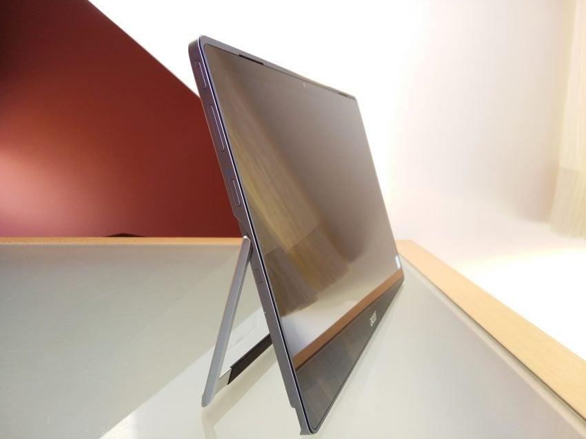 Tabletowo.pl Recenzja Acer Switch Alpha 12 - nieoczywisty, dobry wybór Acer Hybrydy Recenzje Windows