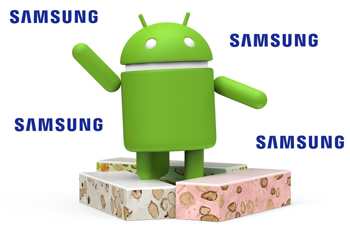 Tabletowo.pl Te urządzenia Samsunga najprawdopodobniej otrzymają aktualizację do Androida 7.0 Nougat Android Plotki / Przecieki Samsung Smartfony Tablety