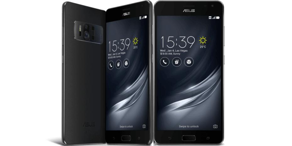 """Zadebiutował Asus ZenFone AR - kolejny smartfon, stworzony w ramach projektu """"Tango"""" 21"""