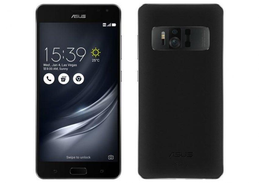 Asus zaprezentuje nowe smartfony z serii ZenFone w maju 23
