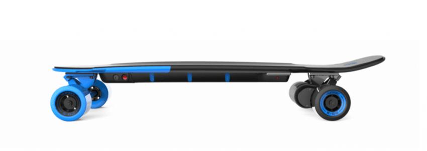 Elektryczna deskorolka, której prędkością możesz sterować przy pomocy smartfona 17