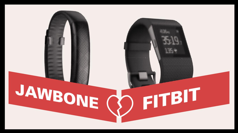 Tabletowo.pl Fitbit chciał też przejąć Jawbone, ale się nie udało Wearable