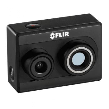 """Tabletowo.pl Flir prezentuje nowe kamery termowizyjne: jedne można przyczepić do smartfona, inne są zaś """"samodzielne"""" Akcesoria CES 2017 Ciekawostki"""