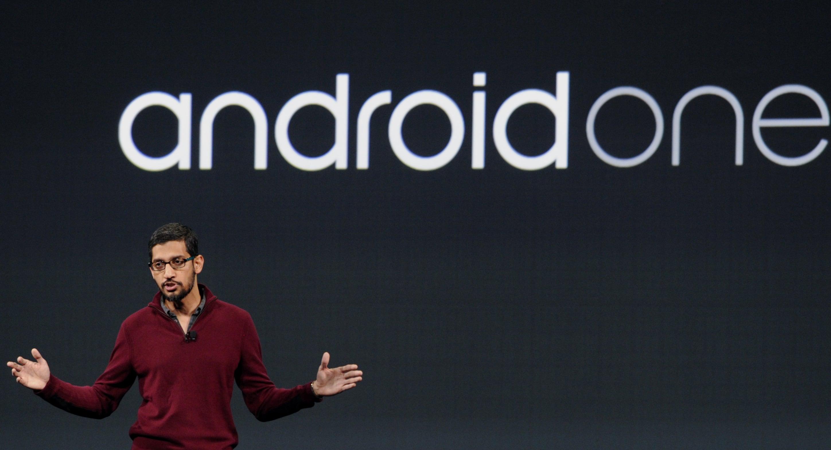 LG też się polubi z czystym Androidem, ale raczej nie będzie to WNM 30