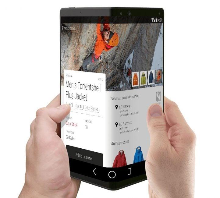 Tabletowo.pl Na rynku nie będzie składanych smartfonów Samsunga co najmniej do 2019 roku Samsung Smartfony Technologie