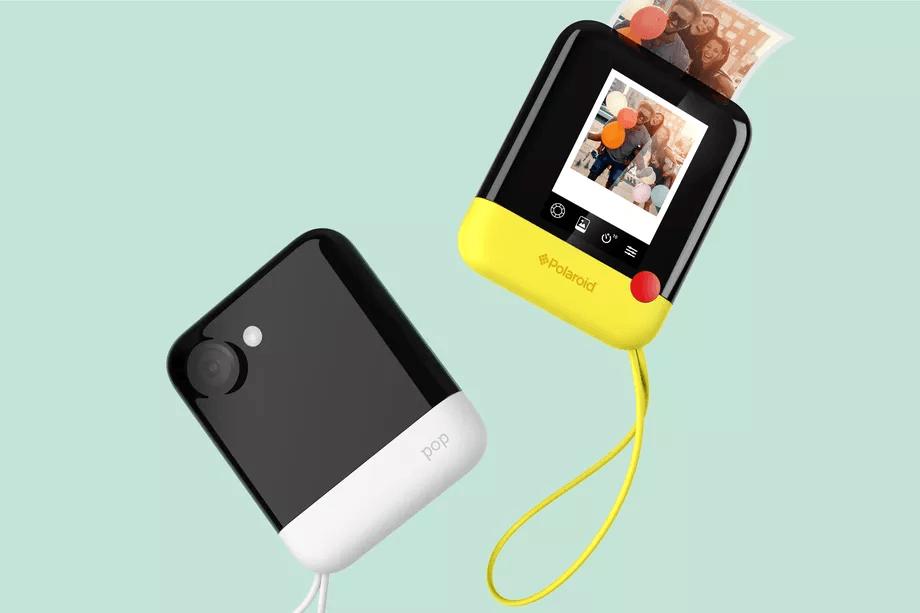 Polaroid Pop - przenośny aparat z matrycą 20 Mpix i drukarka do zdjęć w jednym 24
