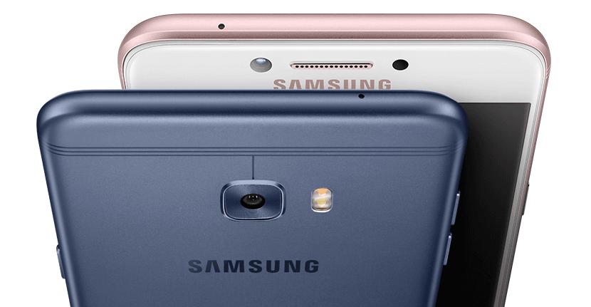 Tabletowo.pl Samsung zapowiada Galaxy C7 Pro Android Nowości Samsung Smartfony