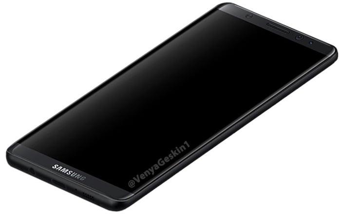 Tabletowo.pl Samsung ma ambitne plany. Chce sprzedać aż 60 mln egzemplarzy modelu Galaxy S8 Android Ciekawostki Raporty/Statystyki Samsung Smartfony