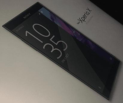 Xperia X (2017) może być dowodem na to, że smartfony Sony jednak nie muszą mieć tak grubych ramek 32