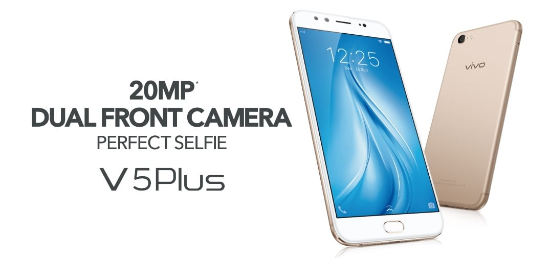 Vivo nie zaczekało do poniedziałku - V5 Plus z podwójnym aparatem do selfie zaprezentowało już teraz 25
