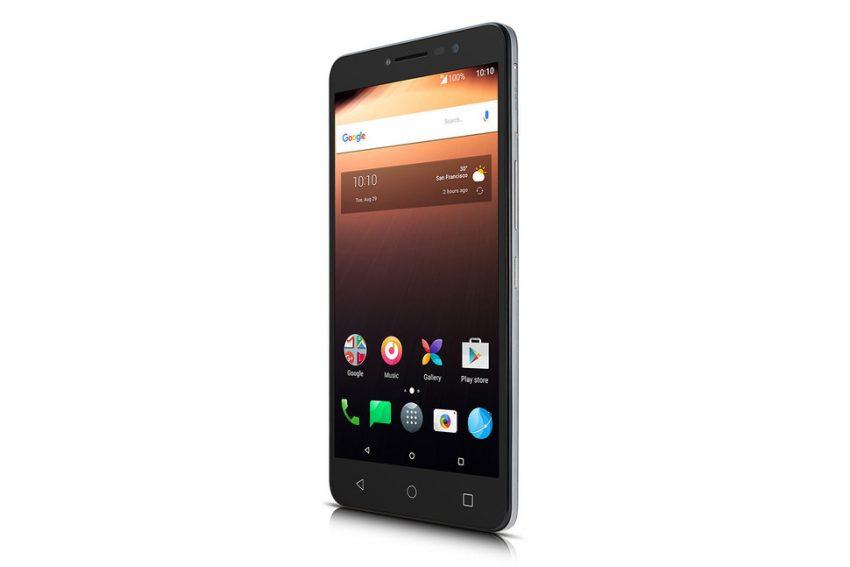 Tabletowo.pl Alcatel A3 XL - wszystko pięknie, ale 1GB RAM wygląda słabo Alcatel Android CES 2017 Smartfony