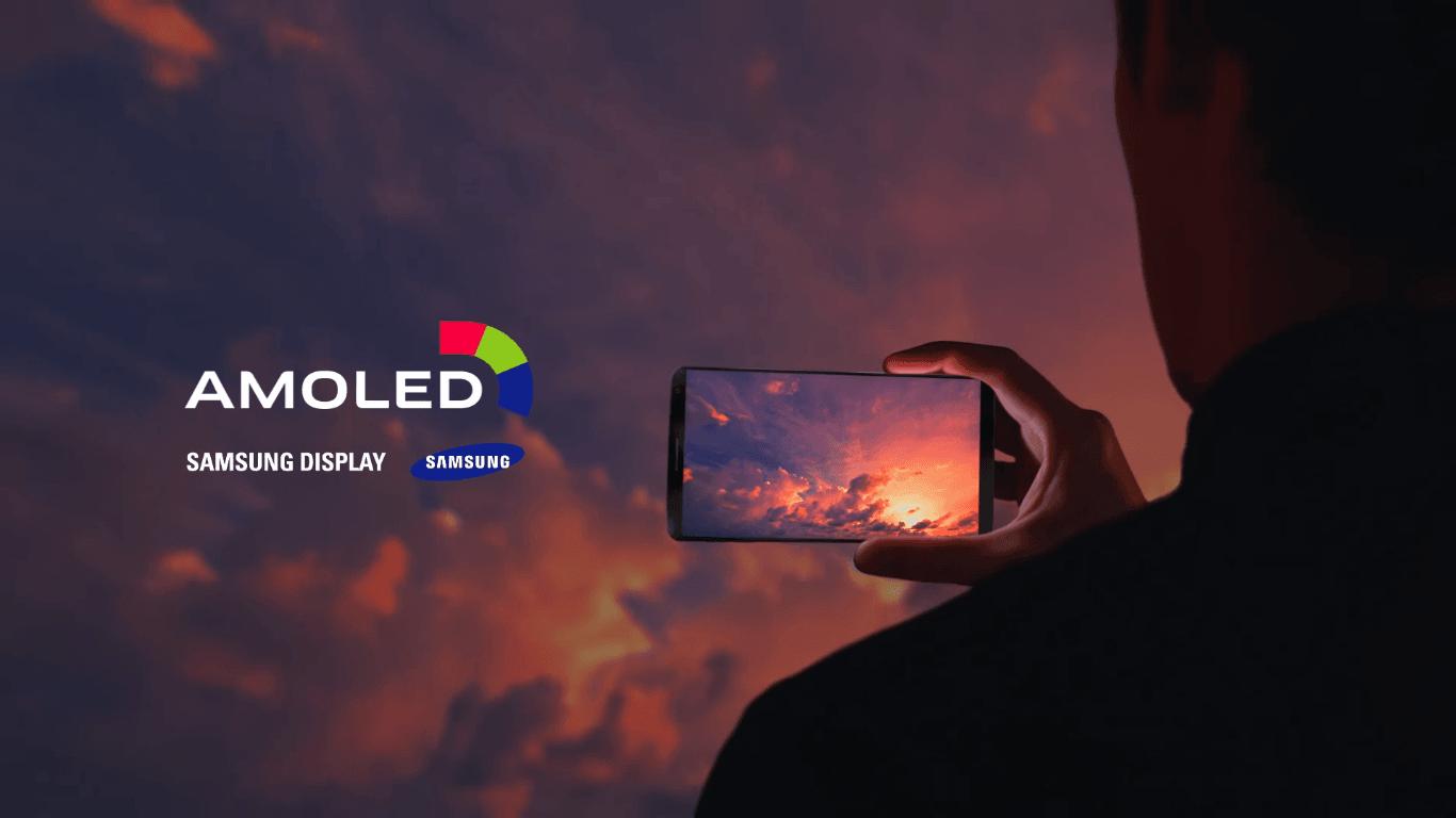 Samsung prezentuje nową generację AMOLED-ów na wideo 25
