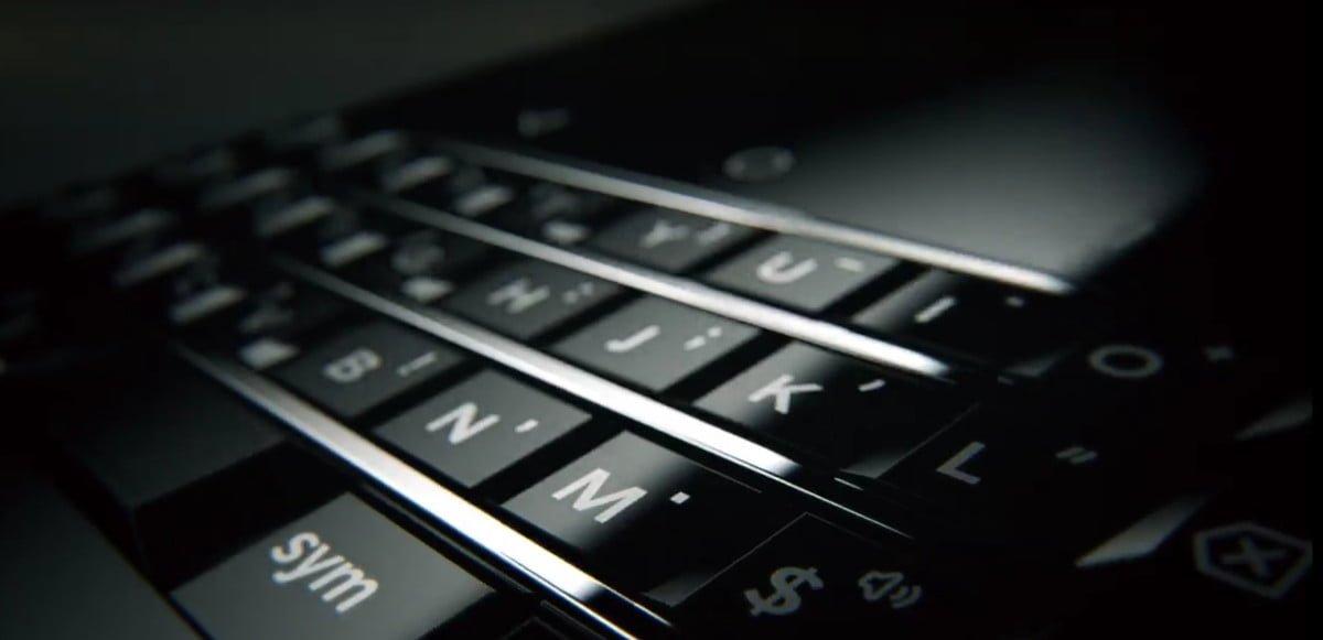 Tabletowo.pl Mały przedsmak BlackBerry Mercury w postaci kilkusekundowego filmu Android BlackBerry Smartfony Zapowiedzi