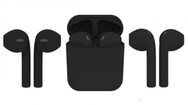 Tabletowo.pl Możesz mieć czarne AirPods za jedyne 99 dolarów dopłaty. I wtedy będą się już nazywać BlackPods Akcesoria Apple Nowości