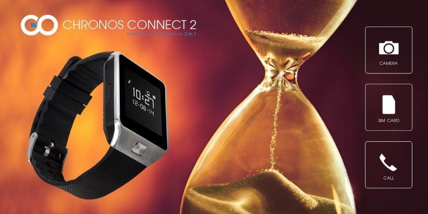 Dwa nowe smartwatche od GOCLEVER: Chronos Connect 2 i Chronos Colour 2 20