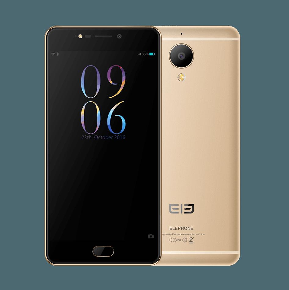 Elephone P25 z 2,5 GHz procesorem złapany na wideo 21