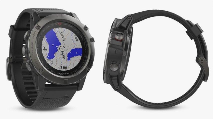 Tabletowo.pl Cała seria nowych zegarków od Garmina: Fenix 5, 5S i5X CES 2017 Ciekawostki Wearable