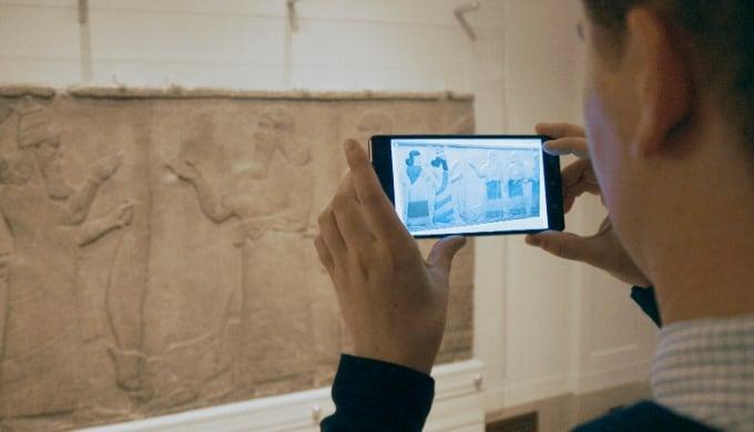 Tabletowo.pl Projekt Google Tango powoli wkracza do muzeów Ciekawostki Google Rozszerzona rzeczywistość Smartfony Technologie