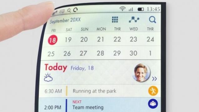 Japan Display prezentuje elastyczny wyświetlacz LCD, który może konkurować z OLED-ami 20