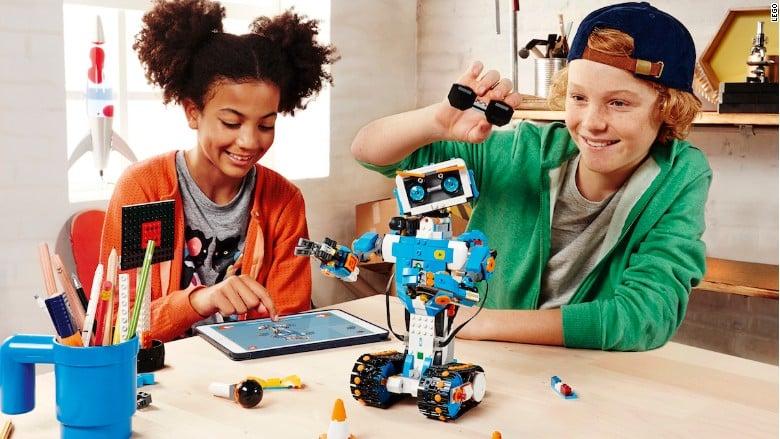 Programowalne klocki Lego Boost