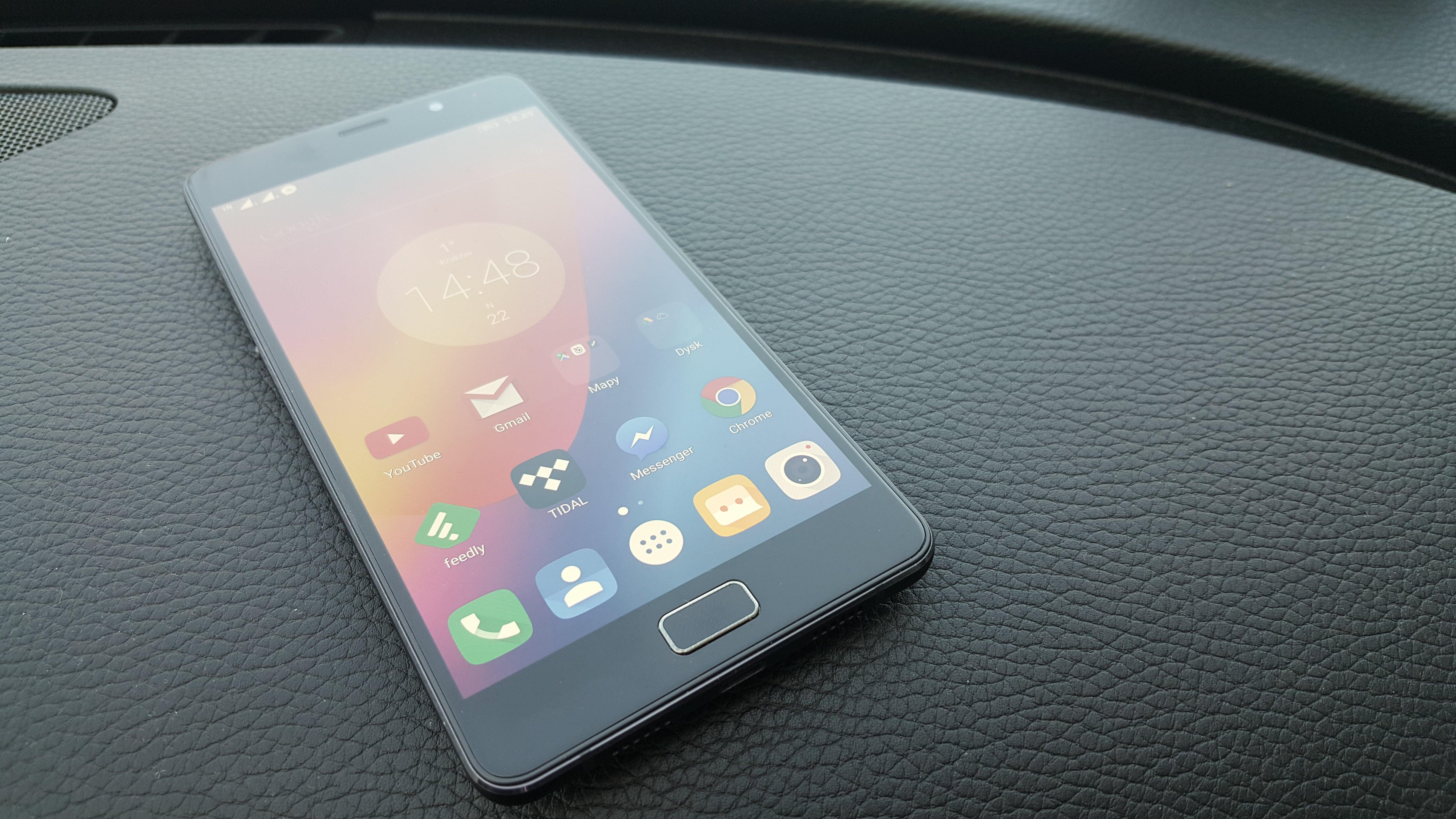 Lenovo P2 otrzymuje właśnie Androida 7.0 Nougat