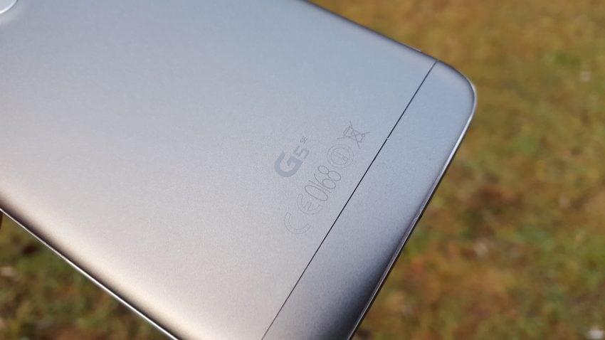 Recenzja LG G5 SE 45