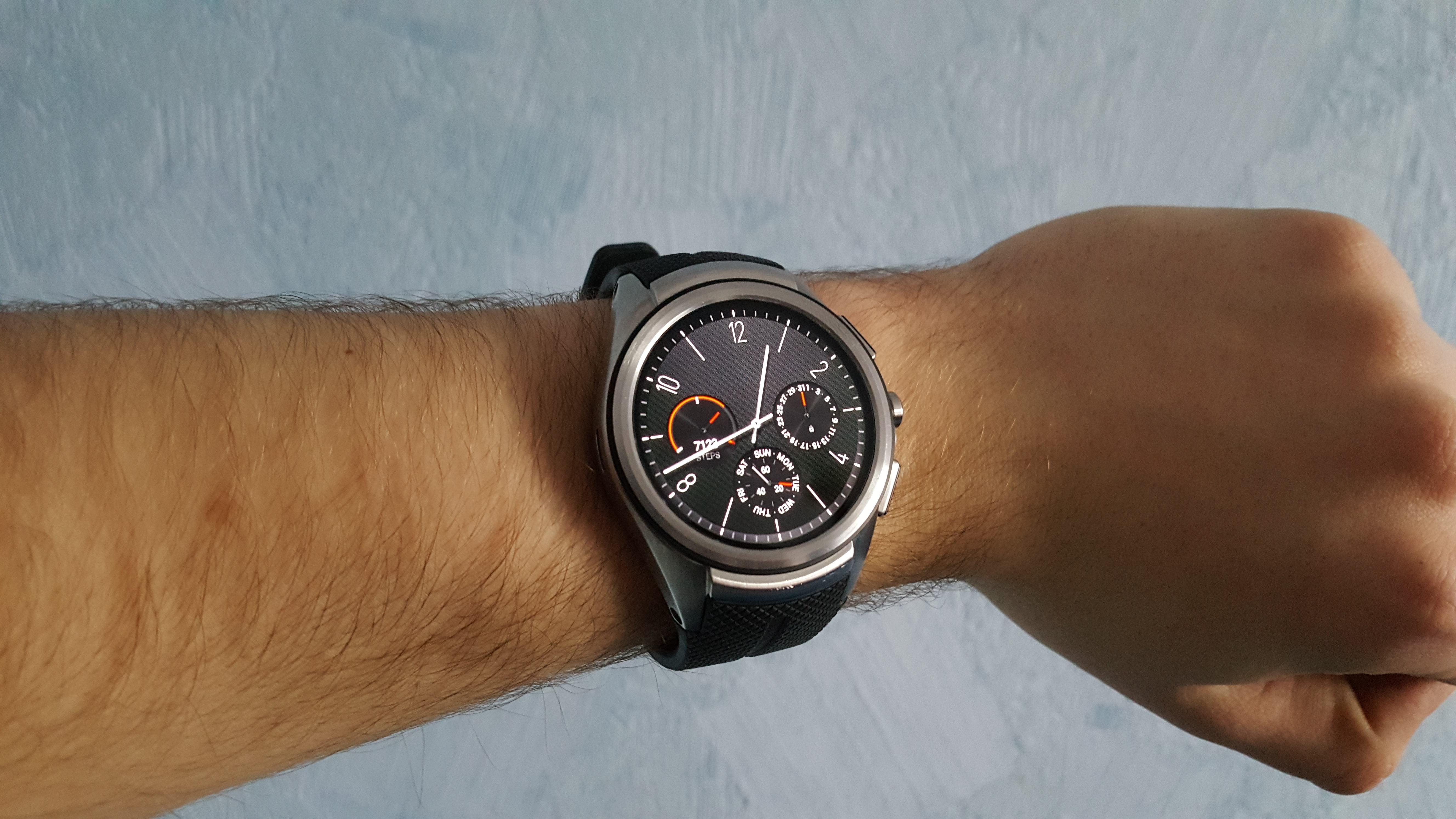 LG Watch Urbane 2nd Edition w naszych rękach 20