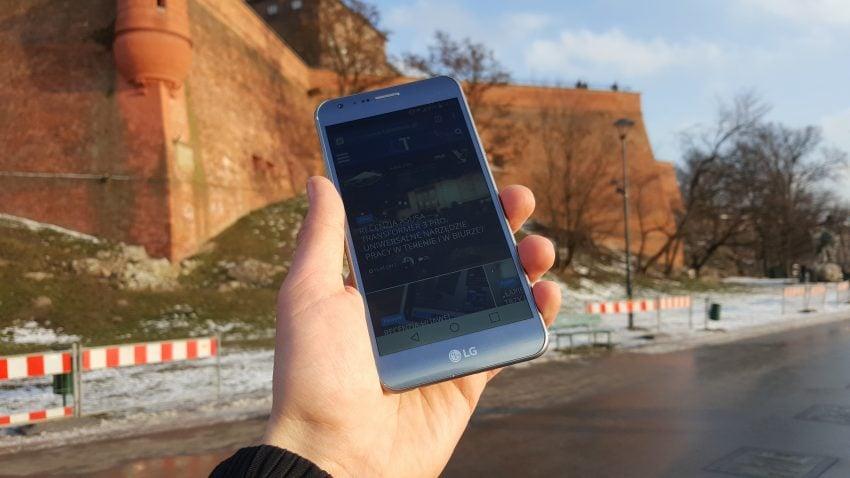 Tabletowo.pl Recenzja LG X cam LG Recenzje Smartfony