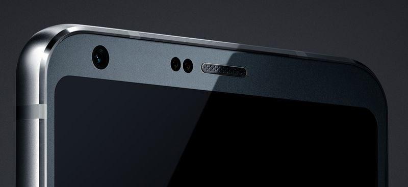Tabletowo.pl Szczegółowy render przedniego panelu LG G6 - może się podobać! Android LG Plotki / Przecieki Smartfony