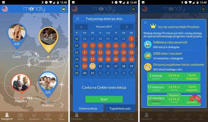 Tabletowo.pl Poliglota ze smartfonem w dłoni Aplikacje Felietony Prześwietlenie Aplikacji