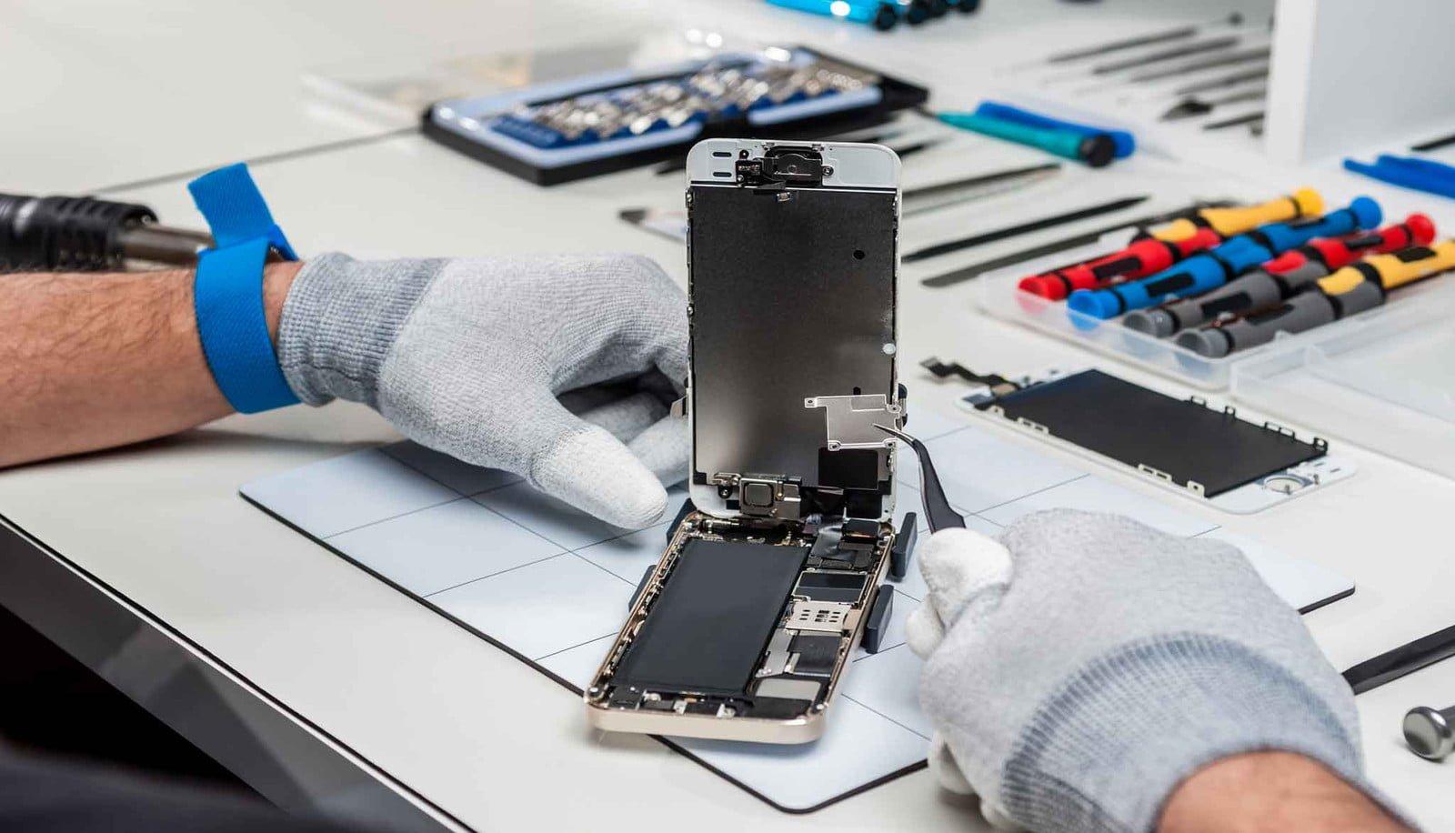 Tabletowo.pl UE chce, żeby producenci mówili nam, jak trudno naprawić ich urządzenia Ciekawostki Sprzęt