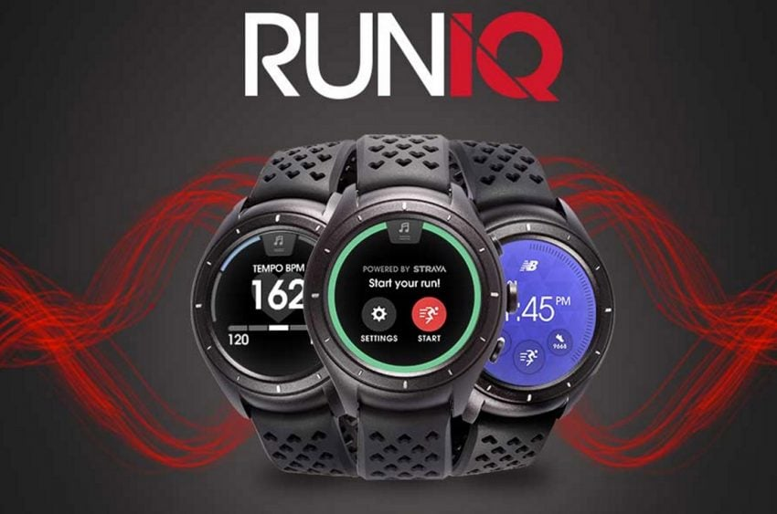 Smartwatch New Balance RunIQ