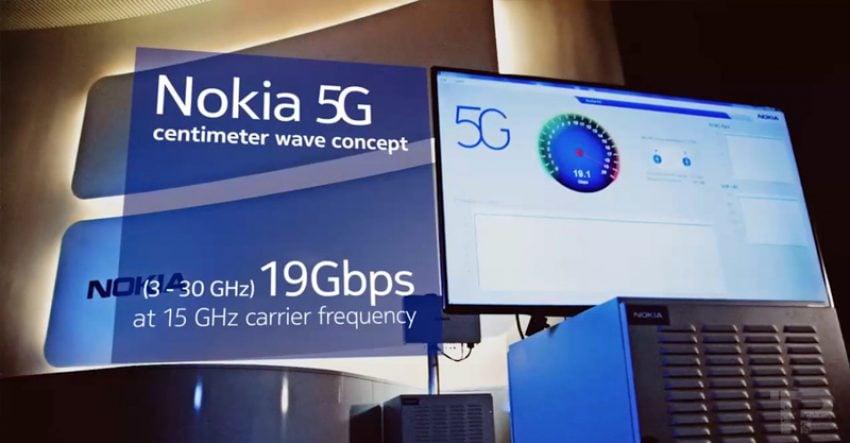 Nokia i Orange będą wspólnie rozwijać sieć 5G 18