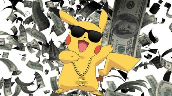 Tabletowo.pl Gra Pokemon Go zarobiła w 2016 roku 950 milionów dolarów Aplikacje Ciekawostki Gry