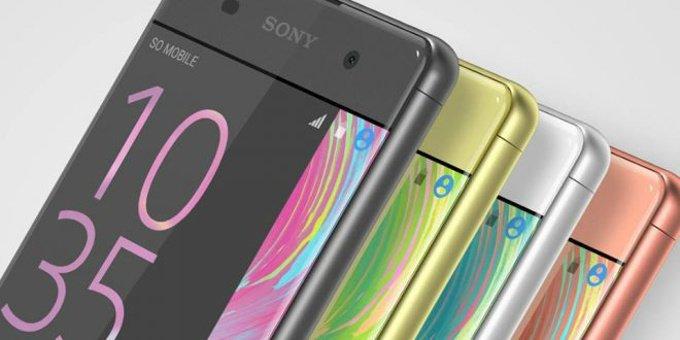 Sony zbroi się na MWC w Barcelonie 15