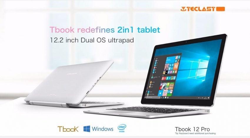 Recenzja Teclast TBook 12 Pro 22