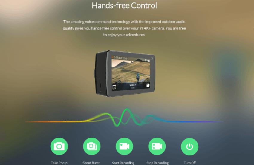 Tabletowo.pl Yi 4K+ z nagrywaniem w 4K 60fps, RAW i obsługą głosową Akcesoria Xiaomi