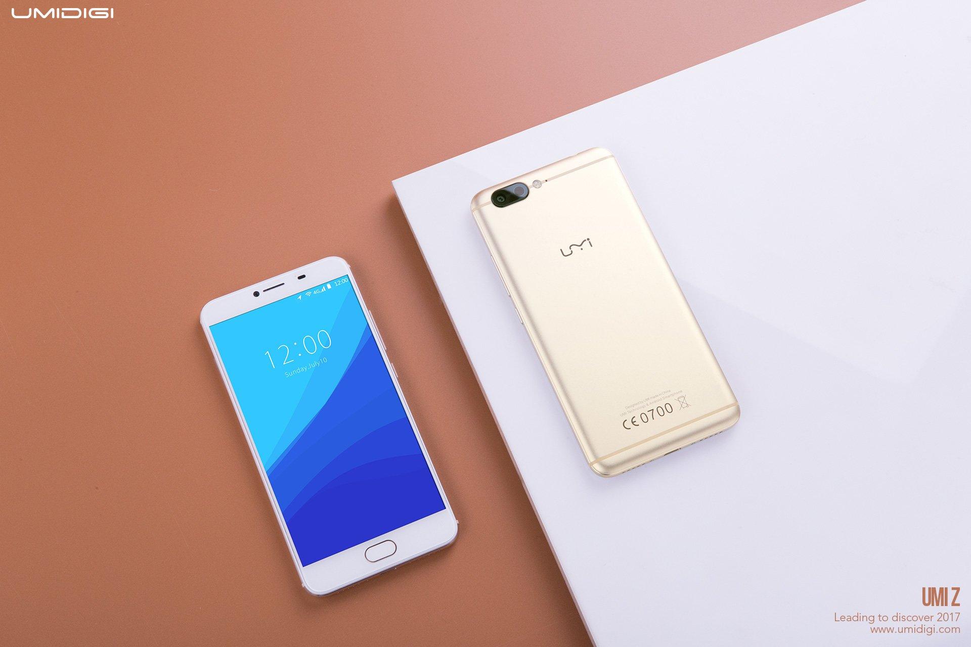 Tabletowo.pl Będzie Android Nougat dla Umi Z, a aktualnie trwa na niego promocja Android Smartfony