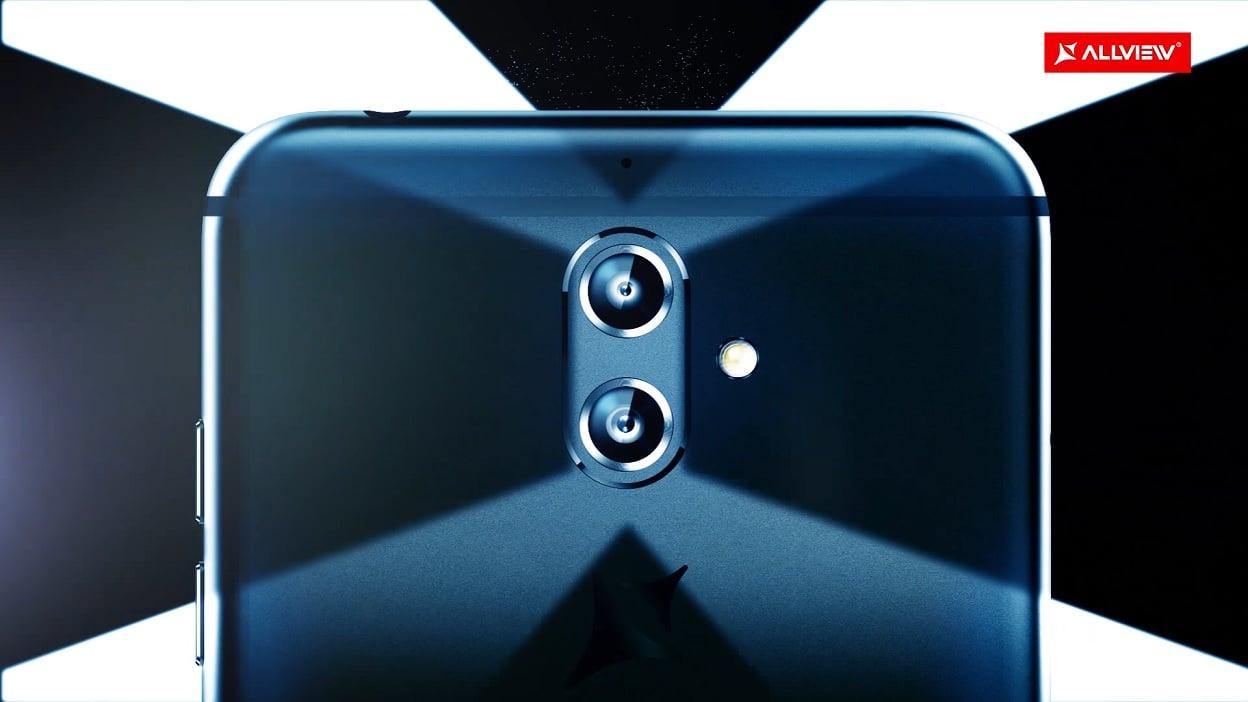 Tabletowo.pl Allview zaprezentowało swój pierwszy smartfon z podwójnym aparatem - model X4 Soul Allview Android Nowości Smartfony