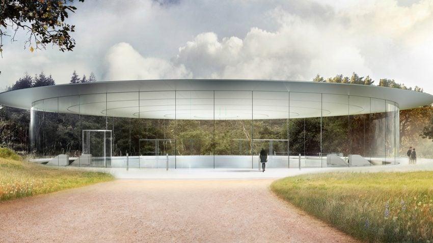 Tabletowo.pl Kosmicznie wyglądający Apple Park zostanie otwarty w kwietniu Apple Ciekawostki