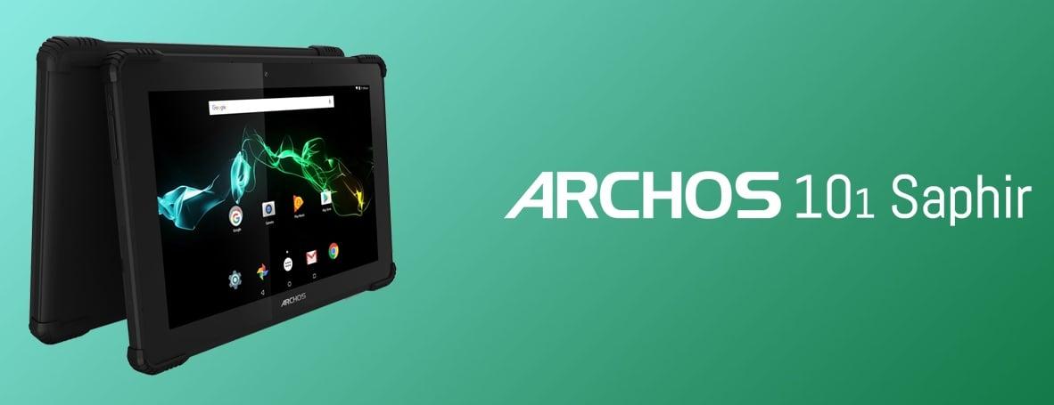 """Archos prezentuje nowy tablet-hybrydę i smartfon typu """"rugged"""" 14"""