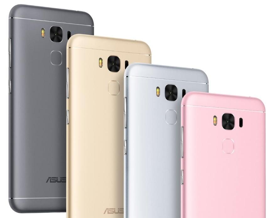 """Asus ZenFone 3 Max (ZC553KL) z ekranem 5,5"""" i Snapdragonem 430 trafił do sprzedaży w Polsce 16"""