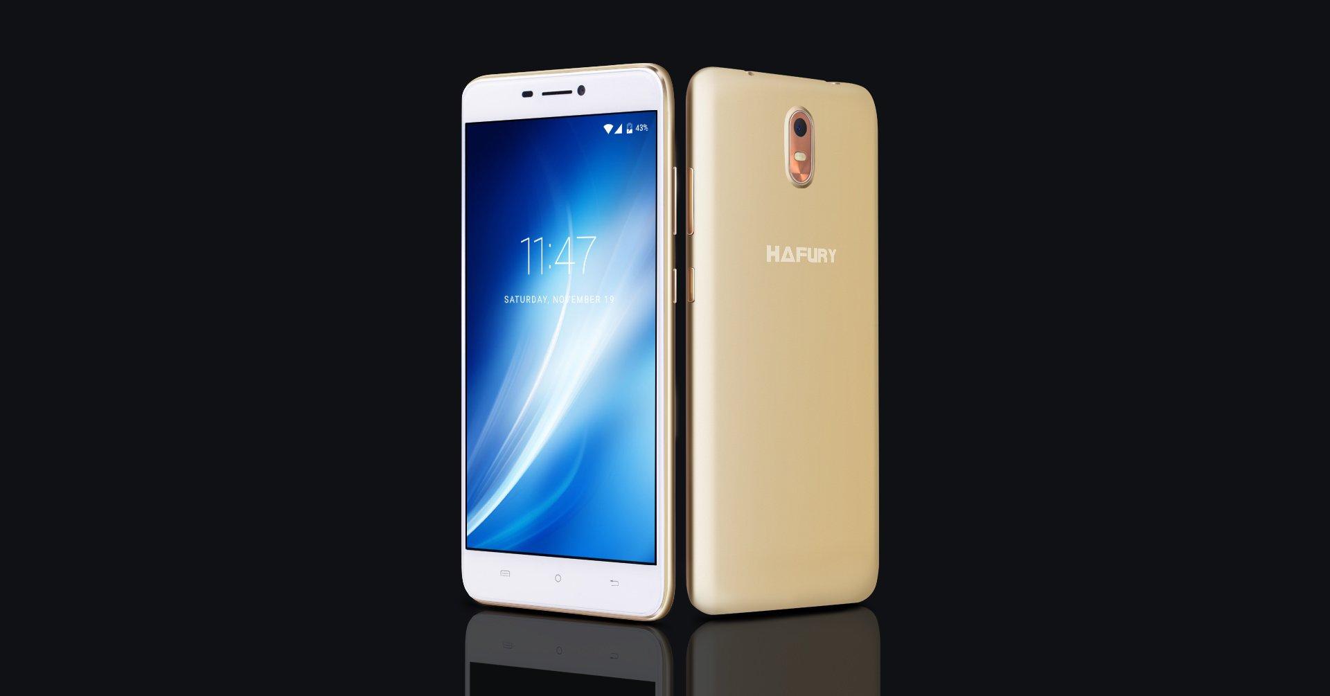 Cubot powołuje do życia submarkę Hafury i od razu zapowiada pierwszy w portfolio smartfon