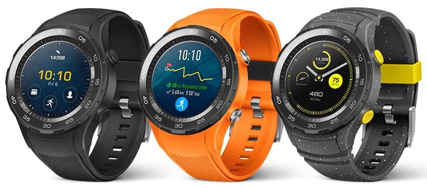 """Tak wygląda """"bardziej sportowy"""" Huawei Watch 2 17"""