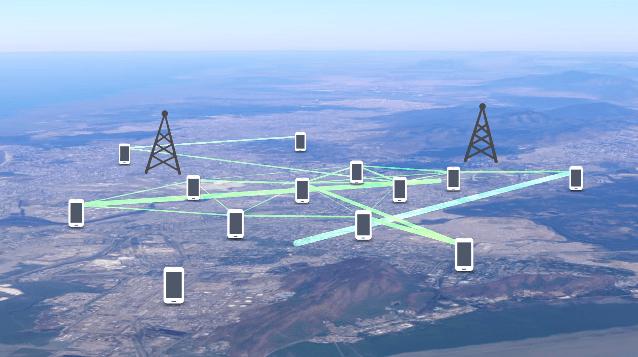 IBM tworzy aplikację pogodową, która wysyła powiadomienia bez dostępu do sieci komórkowej 20